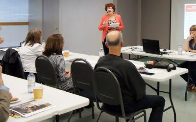 Lancement du projet Conditions d'accès et de maintien en logement des 55 ans et plus à Laval!