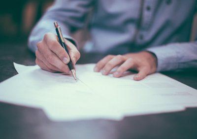 Atelier: Quand je signe, je m'engage à quoi ?